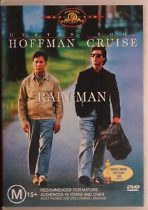 Rain Man DVD - NEW - Free Post