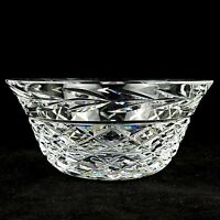 Waterford Crystal Vintage Glandore Finger Bowl Candy Salad Great Condition