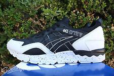 ASICS GEL LYTE V 5 SZ 9 OREO PACK BLACK WHITE H6Q1L 9090