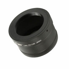 Objective Adapter Fits With T2 On Canon EOS M / EF-M Connector Cameras