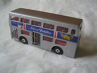 MATCHBOX SUPERKINGS K-15 THE LONDONER BUS 'SILVER JUBILEE - 1952-1977'