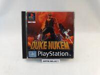 DUKE NUKEM SONY PLAYSTATION 1 2 3 ONE PS1 PS2 PS3 PAL ITA ITALIANO ESP COMPLETO