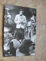 1970s repro real photographic postcard - Elvis Presley in Tuxedo