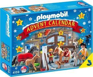 Playmobil Adventskalender Reiterhof (4159) - nur Inhalt*** + Bonusinhalt***
