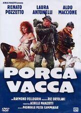 PORCA VACCA  DVD COMICO-COMMEDIA