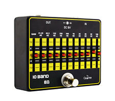 Caline CP-24 10 bandas EQ Efecto (enviado desde Caline en China)