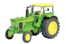 SCHUCO 1/32 SCALE JOHN DEERE 3120 WITH CAB