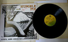"LP 33 GIRI HUMBLE PIE ""TOWN AND COUNTRY"" OX3175"
