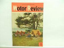 1961 Czechoslovak Motor Review Vol. 11 Magazine CZ 125 Jawa 350 Cezeta L11848