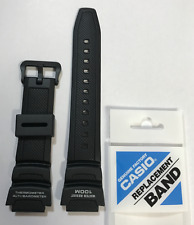 CASIO Original  Band  SGW-300  SGW-300H-1   SGW-400H   Black  Strap  SGW300