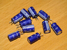 10 Naim Audio GENUINE electrolytic capacitors 47uF 35V DIY NAC 102 202 282 252