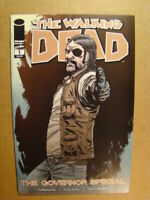 WALKING DEAD GOVERNOR SPECIAL 1 *NM/MT 9.8* AMC TV SERIES ZOMBIES