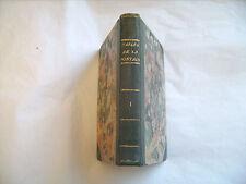 Fables de La Fontaine, suivies d'Adonis, poème - T 1 - Ed.stéréotype An VII 1799