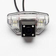 Car Rear View backup IR Camera For HONDA ODYSSEY CR-V FIT HATCHBACK CROSSTOUR