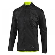 NEW Adidas Men's Supernova Delta Running Jacket Black/Yellow G80066 XL NEW NWT