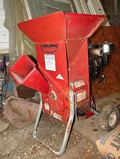 Troy Built Tomahawk Chipper Shredder