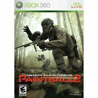 Greg Hastings Paintball 2 - NTSC USA Version (Xbox 360 Game) *GOOD CONDITION*