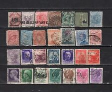 Italy-  Lot Of Early Used  Stamps (IT40)