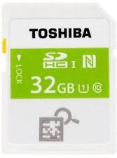 Cartes mémoire Toshiba pour téléphone mobile et assistant personnel (PDA) SDXC, 32 Go