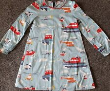 Girls Beautiful Mini Boden Smock/dress 11-12 Years Excellent Condition