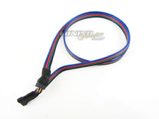 1x 0,5m RGB STRIP rinnovo LED SMD Catena Cavo Spina Connettore Connector 4