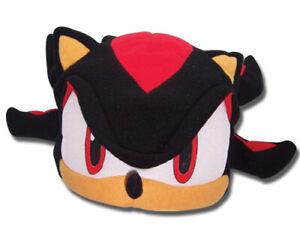 *Legit* Sonic Hedgehog Authentic Shadow Game Cosplay Headwear Fleece Cap #2335