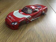 Scalextric RICAMBI DODGE VIPER No.92 Rosso C2691 Corpo/Shell