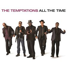 THE TEMPTATIONS - ALL THE TIME   CD NEUF
