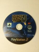 Medal of Honor Rising Sun for PS2 *Disc Only*