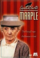 DVD Agatha Christie's Miss Marple The Moving Finger/At Bertram's Hotel: Hickson