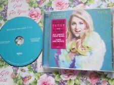 Meghan Trainor Title Epic Records 88875046912 Promo Stickered UK CD Album