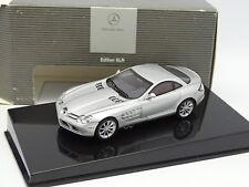 Auto Art 1/43 - Mercedes SLR McLaren Silver