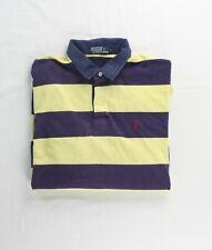 Polo Ralph Lauren Rugby Cotton Long Sleeve Shirt L