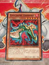 Carte YU GI OH EVOLSAURE DARWINO GAOV-FR027 x 3