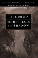 The Return of the Shadow: The History of The Lord of the Rings, Part-ExLibrary