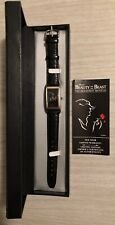 Disney Broadway Musical Beauty And The Beast Limited Edition Watch # 807/2500