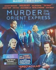 Murder On The Orient Express Blu-Ray 2018 -  like new, viewed once