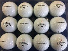 3 Dozen Aaaaa+ Callaway Chrome Soft Premium Mint Condition Golf Balls