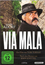 Via Mala (Mario Adorf) John Knittel                                | 2-DVD | 999