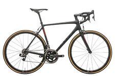 2017 Scott Addict Sl Rennrad 56cm Carbon Sram Red Etap Meters Zipp