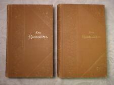 Geistesblitze, Die geflügelten Worte und Citate,Ferdinand Knie, 1887, Band 1 + 2