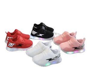 Leuchtschuhe NA Marke Kinder Schuhe Led mit Lichtsohle