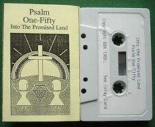 Psalm One-Fifty Into The Promised Land inc Starlight + Cassette Tape - TESTED