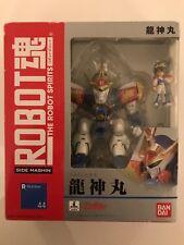 Bandai Robot Spirits 44 Side Mashin Hero Wataru Ryujinmaru Action Figure Le Japon