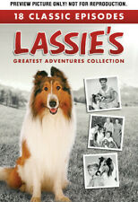 Lassie's Greatest Adventures Collection [New Dvd] 2 Pack