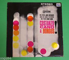 Jack Costanzo Eddie Cano - Cano & Bongos - Crescendo Records - GNPS 90