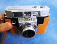 Vintage Kodak Automatic 35 Camera 44mm 2.8 lens Synchro 80 Shutter