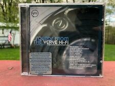THIEVERY CORPORATION SONGS FROM THE VERVE HI FI CD BRAND NEW FACTORY SEALED