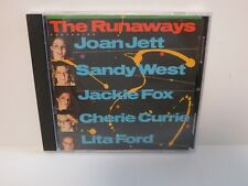 THE RUNAWAYS ~ THE BEST OF THE RUNAWAYS ~ 1987 POLYGRAM ~ LIKE NEW ~ CD