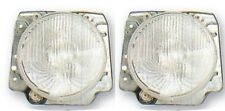 VW Volkswagen Golf II Mk 2 Headlight PAIR ( Left + Right ) 1984 - 1992